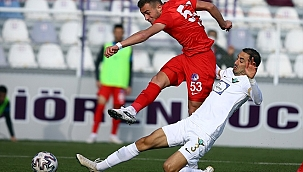 Akhisarspor fark yedi 0-6