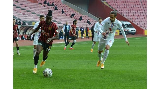 Altınordu,Eskişehirspor deplasmanında kaybetmedi