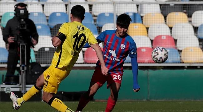 Altınordu,İstanbulspor engelini tek golle geçti