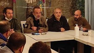 ANDA İzmir Temsilciliğine Yusuf Koç Getirildi