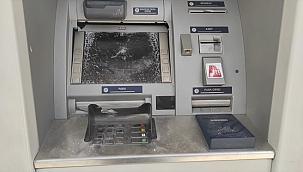 ATM'lere zarar verdiğini itiraf etti