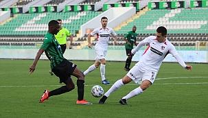 Denizlispor evinde kaybetti 0-1