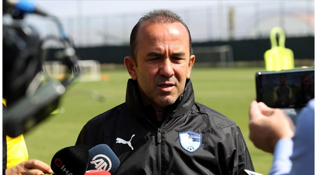 Erzurumspor, teknik direktör Mehmet Özdilek ile yollarını ayırıldı
