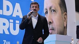 """""""İzmir ve İzmirliler CHP'ye mahkûm değildir"""""""
