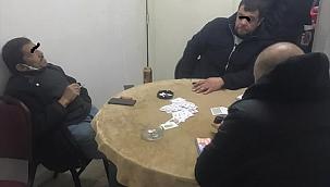 Kumar oynayan 8 kişiye para cezası