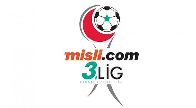 Misli.com 3. Lig haftanın sonuçları
