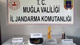 Muğla'da 11 hırsızlık olayının zanlısı tutuklandı