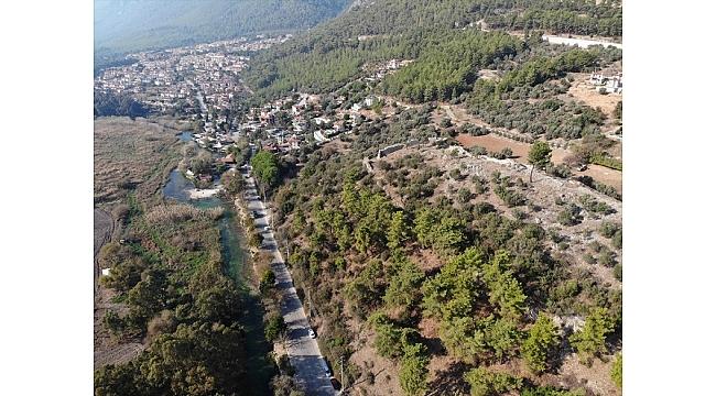 Ortaçağ kalesinin surları turizme kazandırılacak