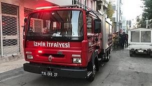 Tatlı imalathanesinde çıkan yangında bir kişi yaşamını yitirdi