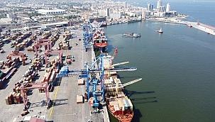 TCDD İzmir Alsancak Limanı yeniden Ro-Ro operasyonlarına açıldı