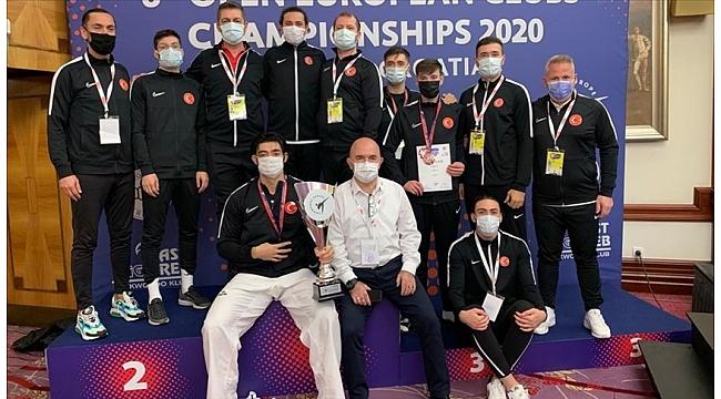 Tekvando Milli Takımı Avrupa şampiyonu oldu