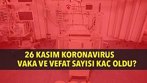 Türkiye'de son 24 saatte 174 kişi hayatını kaybetti
