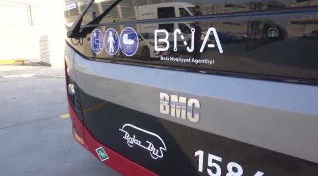 BMC, Azerbaycan'a 320 otobüs ihracatı gerçekleştirecek