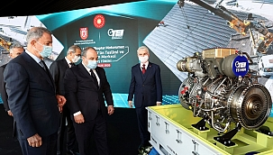 İlk Milli Helikopter Motoru TEİ-TS1400 test edildi