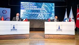 İZSU, Fransız Kalkınma Ajansı ile yaklaşık 50 milyon Euro'luk kredi sözleşmesi imzaladı