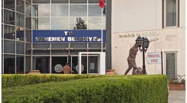 Menemen Belediye Başkanı Deniz Karakurt oldu