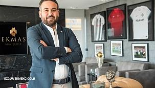 Özgür Ekmekçioğlu'nun Kovid-19 testi pozitif çıktı