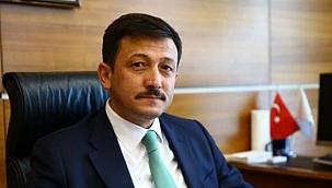AK Partili Dağ,İzmir'e ne kadar yardım yapıldığını açıkladı