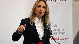 Aylin Nazlıaka: Şiddet eşitsizlikten besleniyor