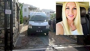 Bodrum'da vahşi kadın cinayeti