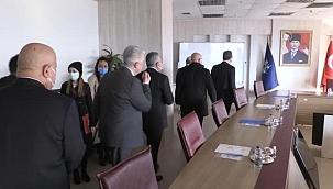 CHP Jeotermal Enerji Araştırma Komisyonu, saha incelemelerine başladı