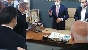 Cumhurbaşkanı Erdoğan'dan Menemen'e tebrik telefonu
