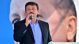 Dağ'dan İzmir'e yeni hastane yatırımı açıklaması