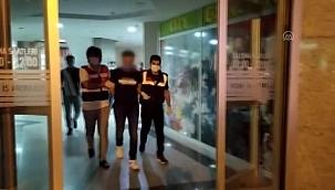 Denizli'de çeşitli suçlardan aranan 18 hükümlü yakalandı
