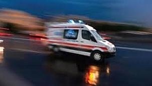 Denizli'de otomobilin çarptığı yaya hayatını kaybetti