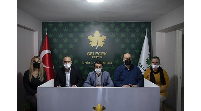 Gelecek Parti İzmir Karıştı