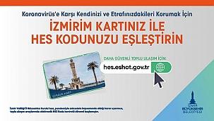 HES Kodu-İzmirim Kart eşleştirmesinde son 2 gün