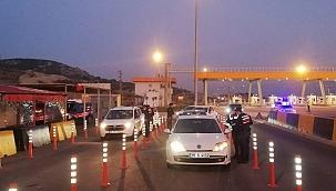 İzmir'deki huzur uygulamasında aranan 39 şüpheli yakalandı