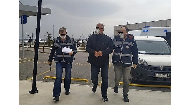 jandarma istihbarat görevlisi Okan Şimşek, Manisa'da yakalandı
