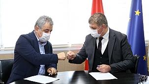 Karşıyaka'da örnek iş birliği