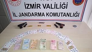 Kumar oynayan 44 kişiye 322 bin lira ceza kesildi