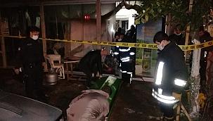Kuşadası'nda ev yangını 1 ölü