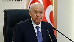 MHP Lideri,Erken seçim tartışmalarına cevap verdi?
