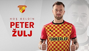 Peter Zulj, Göztepe'nin ilk Avusturyalı futbolcusu oldu