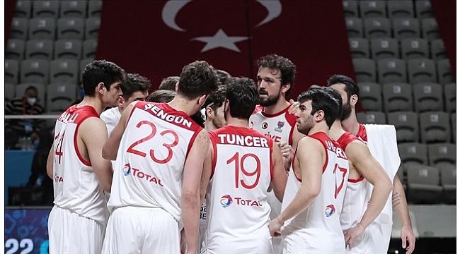 A Milli Erkek Basketbol Takımı Galibiyetle Kapattı