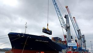 Aliağa limanları 2020'de rekora imza attı