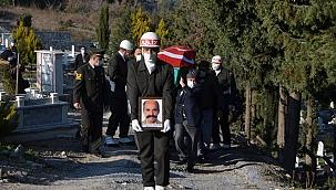 Aydın'da vefat eden Kore gazisi son yolculuğuna uğurlandı