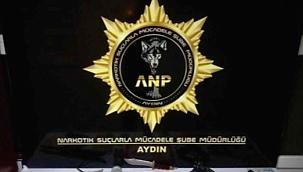 Aydın'daki uyuşturucu operasyonlarında 6 kişi tutuklandı