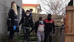 Çanakkale'de 15 uyuşturucu şüphelisi adliyeye sevk edildi