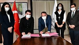 Çiğli'de İş Birliği ve Partnerlik Protokolleri İmzalandı