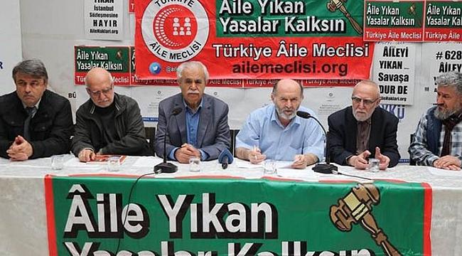 """İstanbul Sözleşmesi İnsan Fıtratına aykırı maddeler içeriyor!"""""""