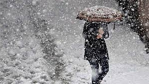 Kıyı Ege'de sağanak, Batı Karadeniz'de yoğun kar yağışı bekleniyor
