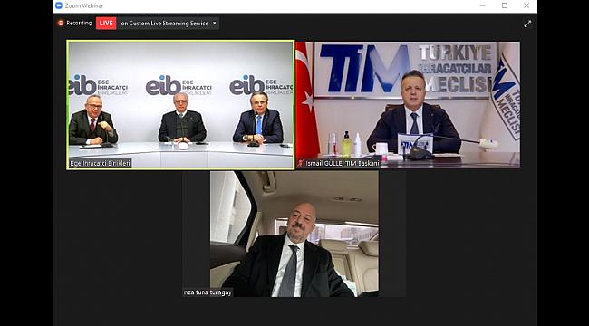 Türk doğal taşı Ortadoğu ülkelerine sanaldan ulaşacak