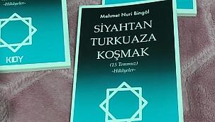Yazarımız Mehmet Nuri Bingöl'den yeni bir kitap