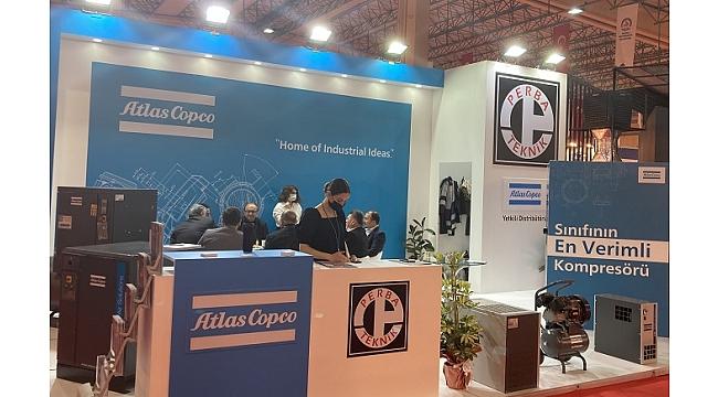 Atlas Copco'dan sanayiye yarı yarıya enerji tasarrufu fırsatı