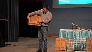 Balıkesir Belediyesi, 'Uygulamalı Sertifikalı Arı Yetiştiriciliği' kursları başlattı